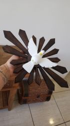 Divino Espirito Santo  em Madeira  35 x 25 cm