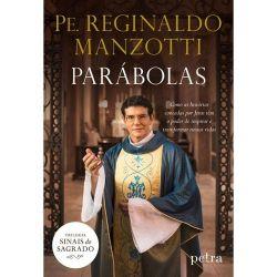 Livro Parábolas Padre Reginaldo Manzotti - Sinais Do Sagrado